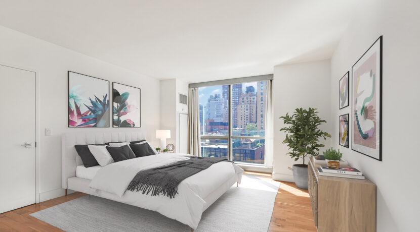Bedroom - Staged